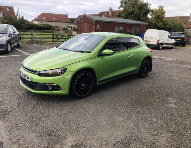 2010      £5650   Volkswagen  Scirocco 2.0 TSI GT 3dr 2.0, 3dr Petrol