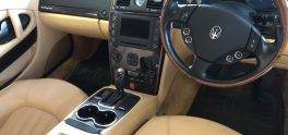 2007 Maserati Quattroporte  Executive GT4.2, 5dr Petrol