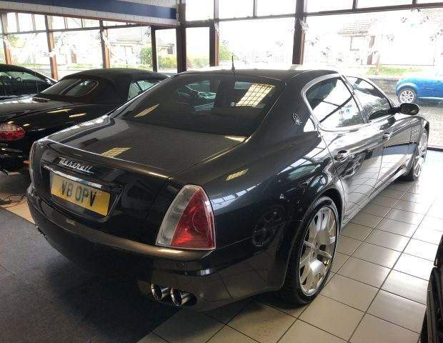 2007     £18950 Maserati Quattroporte  Executive GT4.2, 5dr Petrol