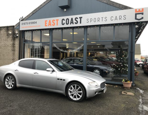 2005 Maserati  Quattroporte  4.2, 5dr Petrol