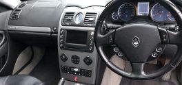 2005   £12500 Maserati  Quattroporte  4.2, 5dr Petrol