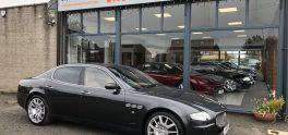 2007 Maserati Quattroporte  Executive GT4.2, 4dr Petrol