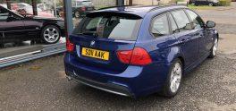 2011 BMW 318d M Sport Touring 2.0, Diesel