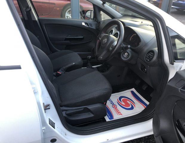 2011 Vauxhall  Corsa Excite 1.2, 5dr Petrol