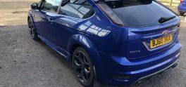 2010 Ford  Focus ST 2.5, 3dr Petrol