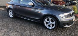 2012  BMW 118D Coupe 2.0, 2dr Diesel