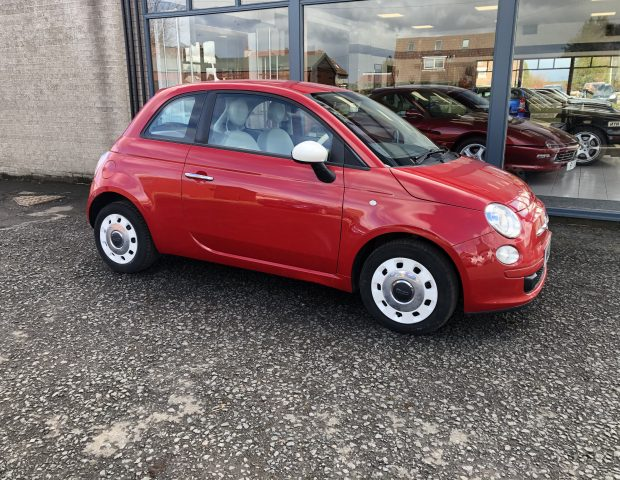 2013 Fiat  500 Colour Therapy 1.2, 3dr Petrol