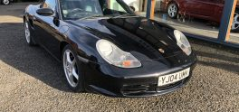 2004 Porsche  Boxster S 3.2, 2dr Petrol