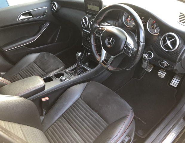 2013 Mercedes  A180 CDI AMG Sport1.6, 5dr Diesel
