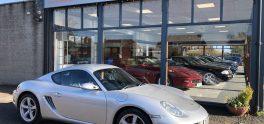 2006 Porsche Cayman  Cayman S3.4, 2dr Petrol