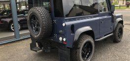 2014 Land Rover  Defender 902.2, Diesel